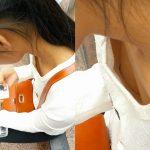 【エロ画像20枚】胸チラ画像、乳首、乳首チラ | 2021-01-10 9:0更新